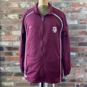 Texas A&M Nike Jacket Lightweight A&M Men's XL